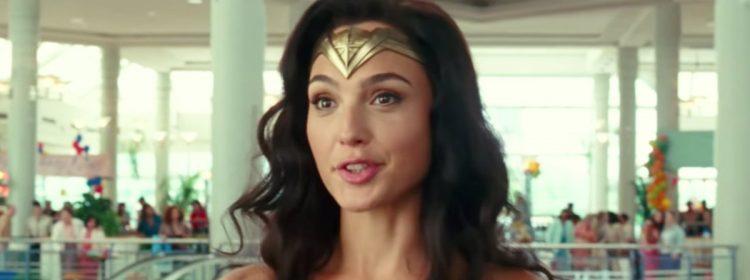 Wonder Woman 1984 détourne la publicité du Super Bowl de Tide de Charlie Day