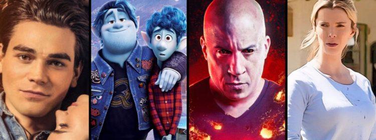 Est-ce que Bloodshot, The Hunt ou I Believe Top Onward au Weekend Box Office?