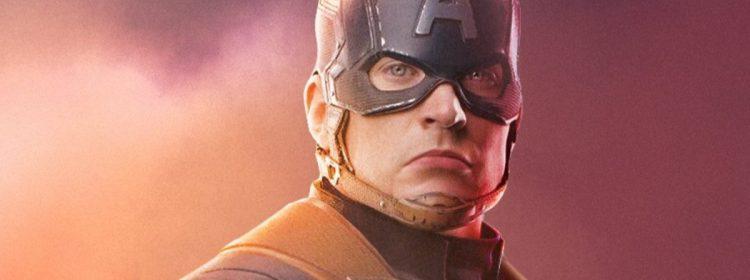 BossLogic transforme Chris Evans en l'infâme Captain America de Rob Liefeld