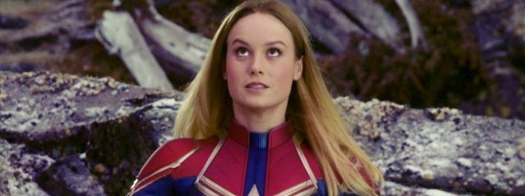 Premières photos de test de la caméra Captain Marvel partagées par Brie Larson