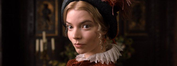 Deux films classiques qui ont été la clé d'Anya Taylor-Joy dans le tournage d'Emma