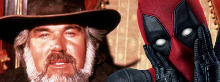 Ryan Reynolds rend hommage à Kenny Rogers avec la scène Deadpool supprimée