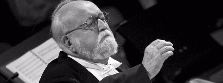 Krzysztof Penderecki Dies, le compositeur de bandes originales brillant et exorciste avait 86 ans