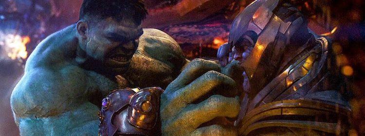 On dirait que Mark Ruffalo veut toujours le match revanche de Hulk avec Thanos