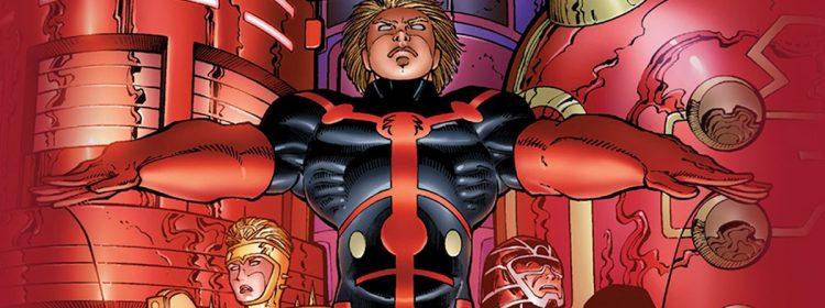 The Eternals: Comment le nouveau film Marvel pourrait présenter les X-Men au MCU