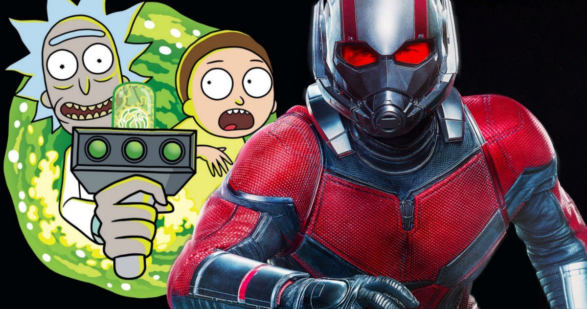 Ant-Man 3 ajoute de la saveur à Rick et Morty avec l'écrivain Jeff Loveness