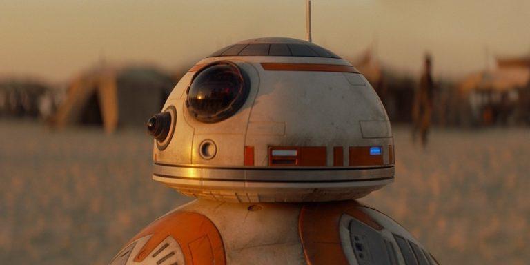 Attendez, est-ce que Star Wars: The Rise Of Skywalker comprenait presque un char BB-8?