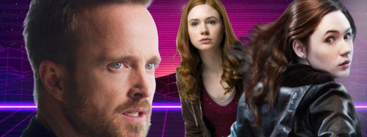 Karen Gillan Vs. Karen Gillan dans le thriller de science-fiction de Riley Stearns avec Aaron Paul