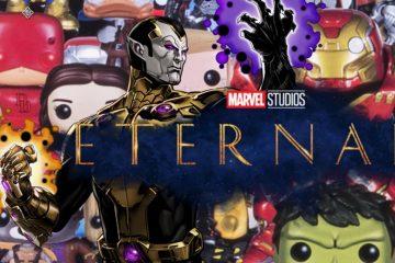 Marvel's Eternals Funko Pop! La liste vient de gâcher le méchant