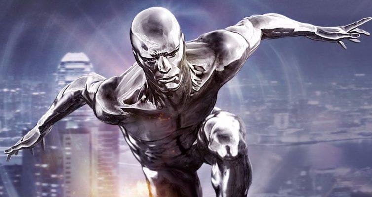 Le film Scrapped Silver Surfer de Marvel révélé dans des story-boards découverts