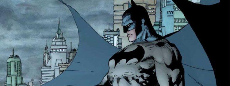 L'écrivain Batman trouve à l'envers dans le retard du film, taquinant l'inspiration possible de la bande dessinée