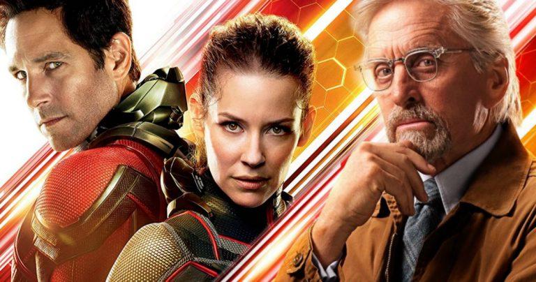Ant-Man 3 News arrive bientôt taquine Michael Douglas