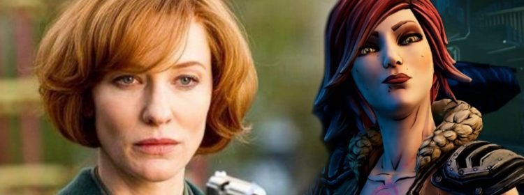 Borderlands Movie Wants Cate Blanchett en tant que Lilith