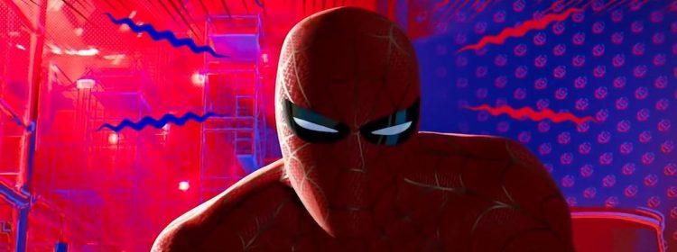 Comment Spider-Man: dans le Spider-Verse a atterri son excellent Shaun Of The Dead Gag