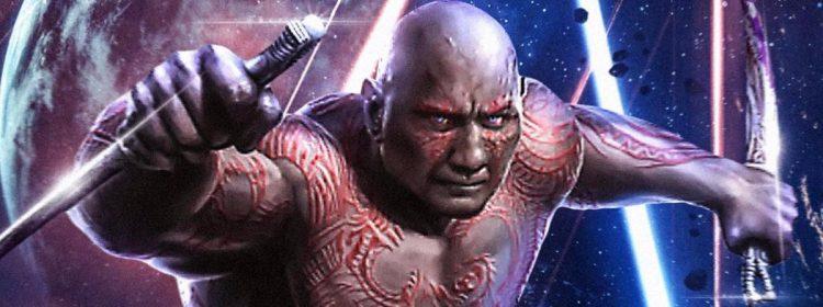 Dave Bautista partage les difficultés de jouer à Drax dans Guardians of the Galaxy