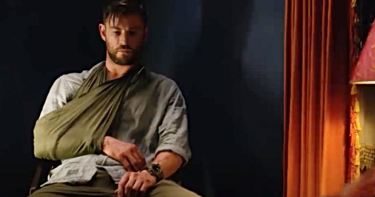 L'extraction permet à Chris Hemsworth de pleurer au bon moment, voici comment il le fait