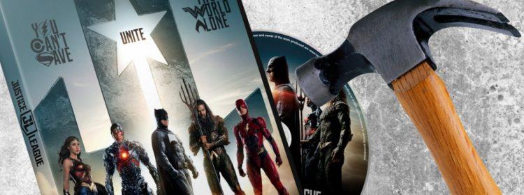 Les fans de Zack Snyder du monde entier détruisent leurs DVD de la Justice League