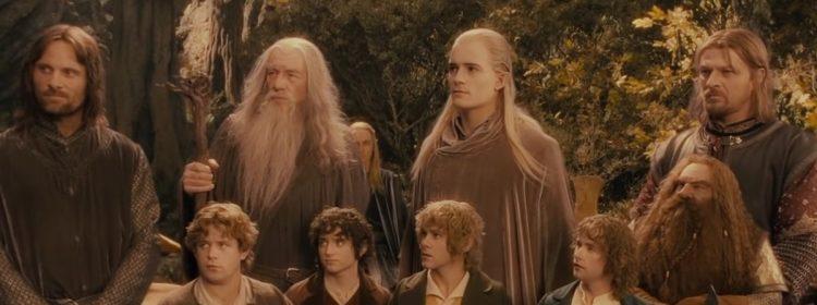 Le casting du Seigneur des Anneaux se réunit grâce à Josh Gad, et Internet ne peut pas en avoir assez