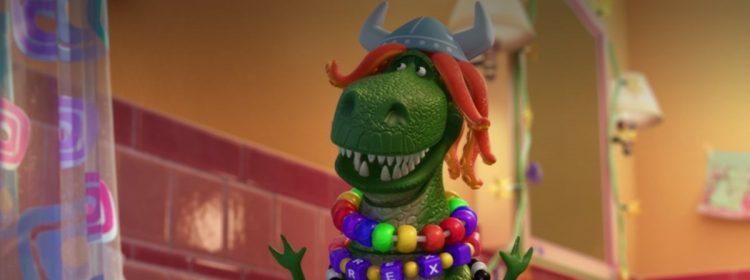 Partysaurus Rex de Toy Story et 12 autres grands shorts Disney sur Disney Plus