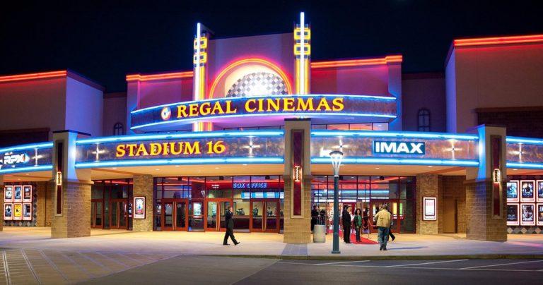 Regal Cinemas n'a pas l'intention de rouvrir des cinémas dans un avenir proche