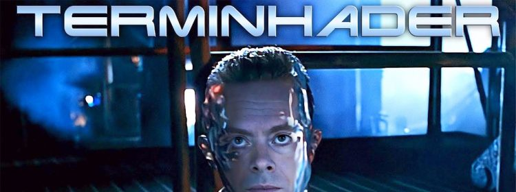 Bill Hader est le T-1000 dans Terminator 2 Deepfake Video