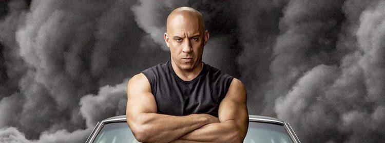 Vin Diesel reconnaissant d'avoir filmé des films rapides et furieux pendant que F9 est en attente
