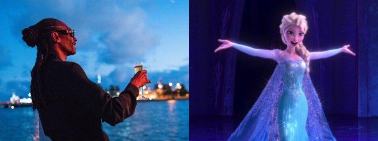 Regardez Snoop Dogg Jam dans la bande originale de Frozen dans une vidéo virale hilarante