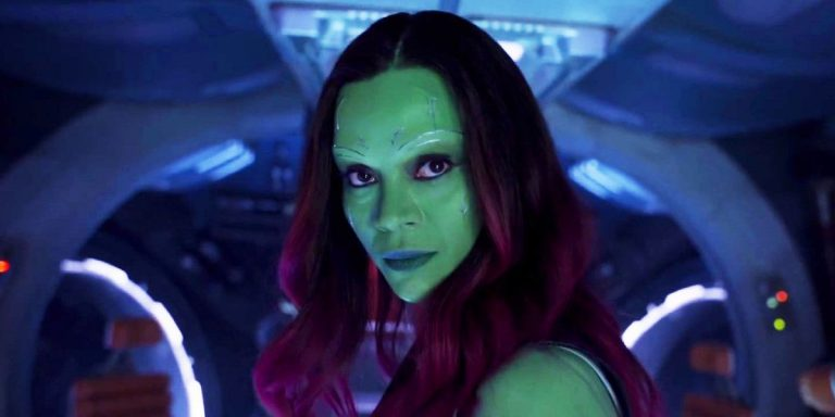 7 personnages de DC Zoe Saldana serait parfait pour jouer