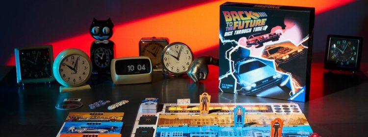 Le jeu Dice Through Time met l'avenir entre vos mains