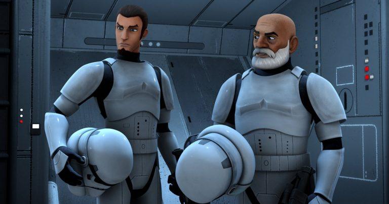 Le directeur de Clone Wars lance un ordre de 66 trous de complot dans l'espace, ne sera pas accroché à la continuité