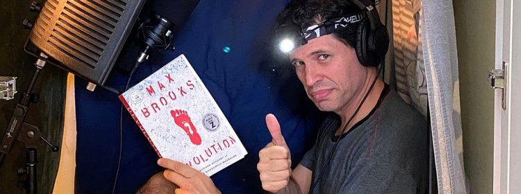La dévolution du livre d'horreur Bigfoot de Max Brooks devient un film au légendaire