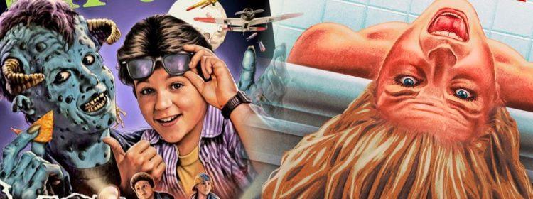La vidéo de Vestron revient avec des petits monstres et des frissons classiques des années 80