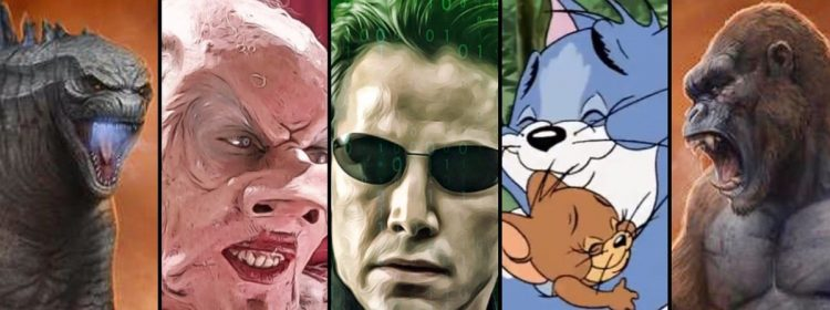 Matrice 4 retardée jusqu'en 2022, Godzilla Vs. Kong, Tom & Jerry, Witches également retardés