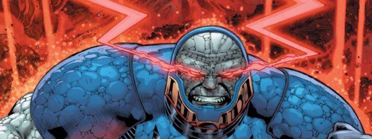 Snyder Cut Fan Art révèle un aperçu terrifiant de Darkseid dans Justice League