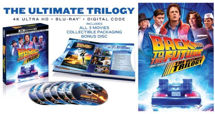 La collection Ultimate Trilogy 4K arrive en octobre avec des extras