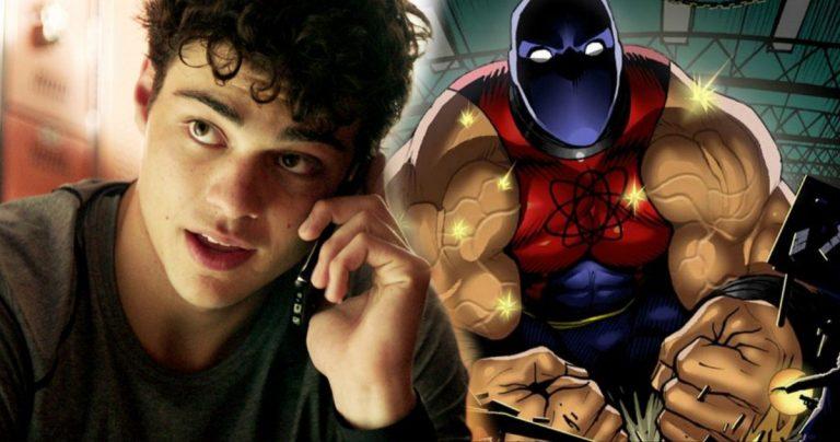 Noah Centineo est Atom Smasher dans Shazam Spinoff Black Adam de The Rock
