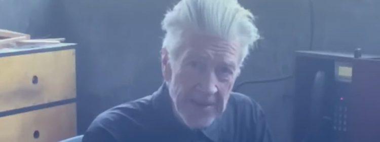 Les rapports météorologiques quotidiens de David Lynch prouvent que 2020 n'est pas si mal