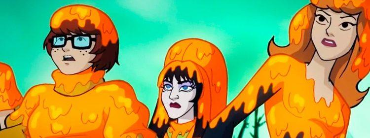 Joyeux Halloween, Scooby-Doo! Remorque Teams Mystery, Inc. avec Elvira et Bill Nye