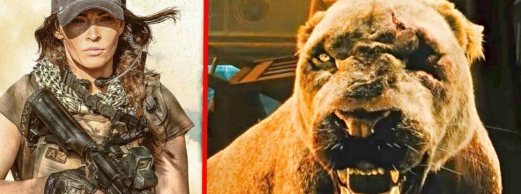 La bande-annonce de Rogue a Megan Fox combattant un gros lion