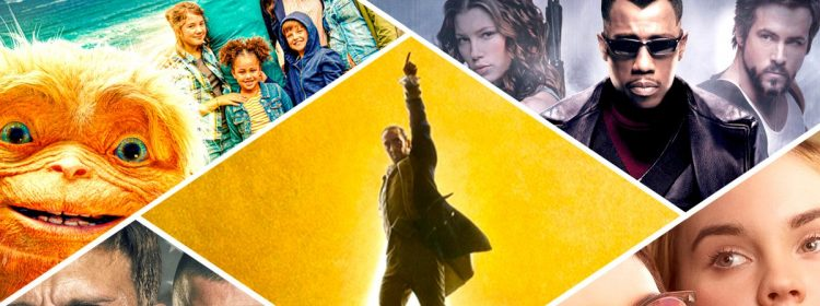 Hamilton, The Outpost, Blade Movies et plus