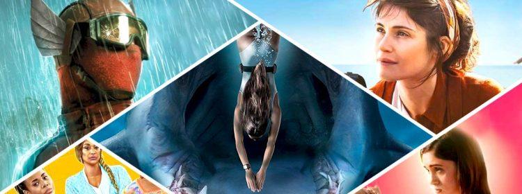 Deep Blue Sea 3, Gundala, Summerland et plus