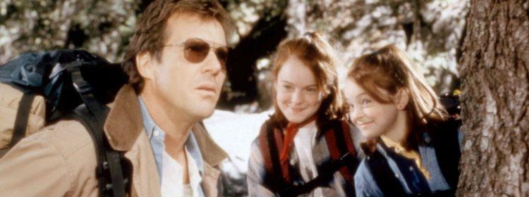 La réunion des parents pièges a lieu ce lundi avec Lindsay Lohan et Dennis Quaid