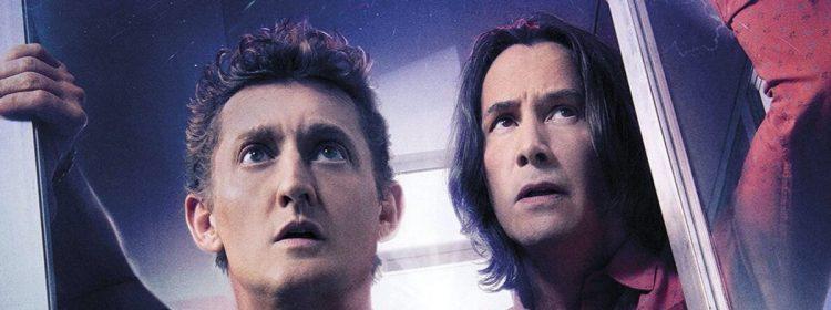 Alex Winter et Keanu Reeves parlent de Bill et Ted face à la musique