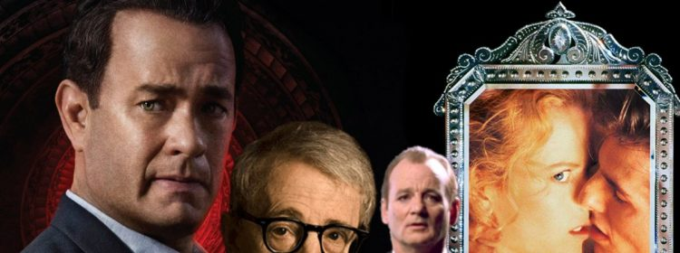 Stanley Kubrick a considéré Bill Murray, Tom Hanks et Woody Allen pour Eyes Wide Shut