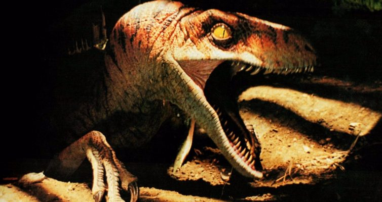 Les images de l'ensemble du Dominion révèlent une nouvelle race de dinosaures terrifiante