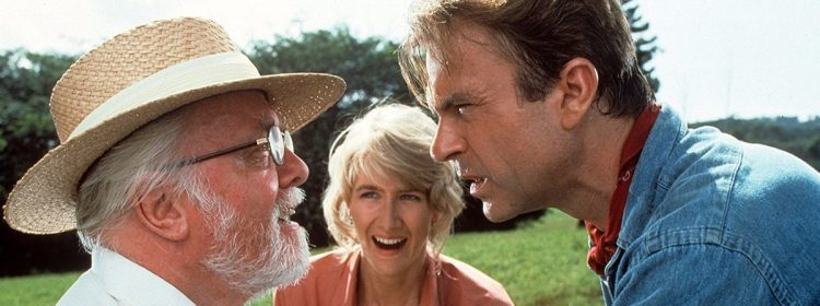 Jurassic World 3 Set Photo taquine une grande réunion de Jurassic Park