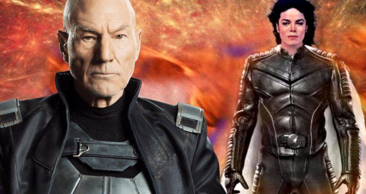 Michael Jackson voulait jouer le professeur X dans Whiteface pour le film original X-Men