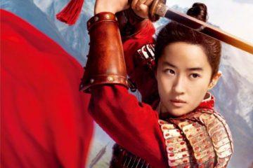 L'affiche de Mulan pour la sortie en salles en Chine est totalement détruite sur les médias sociaux chinois