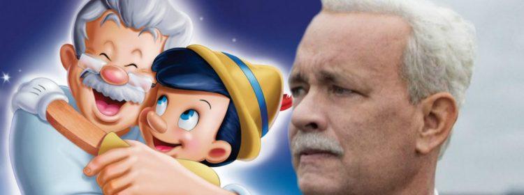 Tom Hanks en est à ses premières discussions pour jouer Geppetto dans le remake de Pinocchio de Disney
