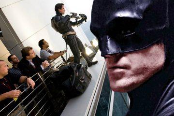 Robert Pattinson a menti à Christopher Nolan à propos de son audition avec Batman